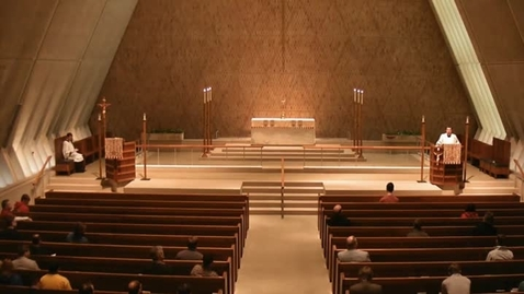 Thumbnail for entry Kramer Chapel Sermon - April 4, 2016