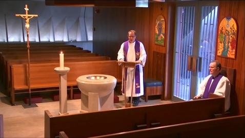 Thumbnail for entry Kramer Chapel Sermon - Tuesday, April 07, 2020