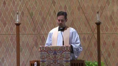 Thumbnail for entry Kramer Chapel Sermon - April 12, 2018
