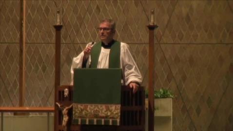 Thumbnail for entry Kramer Chapel Sermon - October 26, 2015