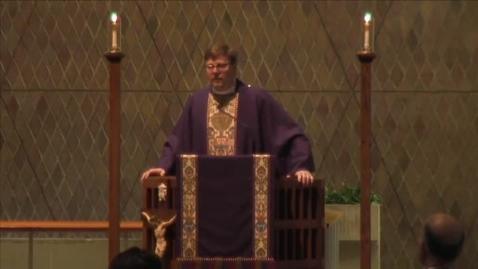 Thumbnail for entry Kramer Chapel Sermon - March 16, 2016