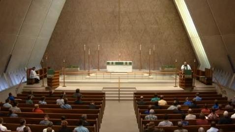 Thumbnail for entry Kramer Chapel Sermon - September 23, 2016
