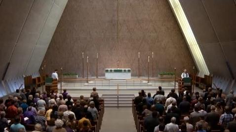 Thumbnail for entry Kramer Chapel Sermon - October 10, 2017