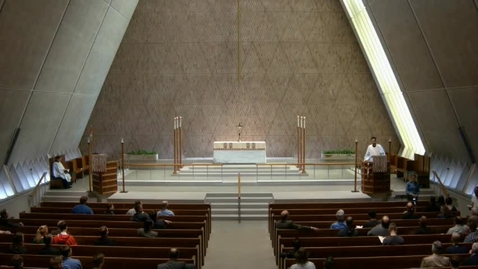 Thumbnail for entry Kramer Chapel Sermon - May 12, 2017