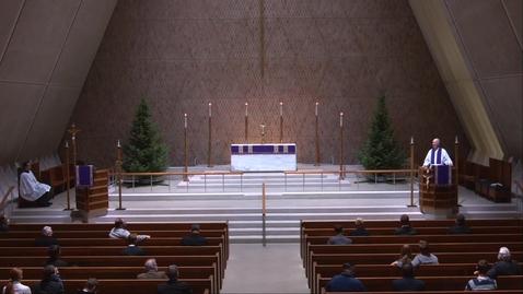Thumbnail for entry Kramer Chapel Sermon - Monday, December 14, 2020