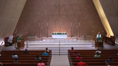 Thumbnail for entry Kramer Chapel Sermon - Wednesday, June 17, 2020