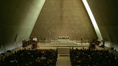 Thumbnail for entry Kramer Chapel Sermon - November 03, 2014