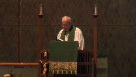 Thumbnail for entry Kramer Chapel Sermon - January 22, 2016