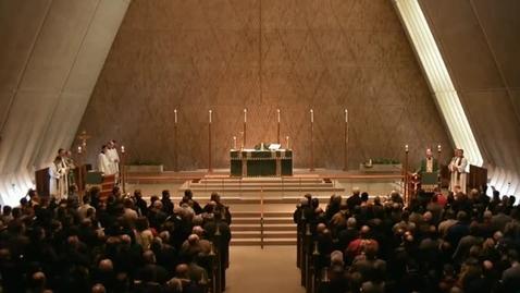 Thumbnail for entry Kramer Chapel Sermon - January 20, 2016
