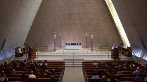 Thumbnail for entry Kramer Chapel Sermon - March 15, 2018