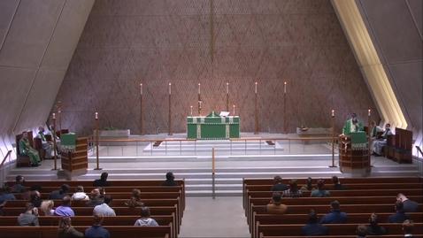 Thumbnail for entry Kramer Chapel Sermon - Wednesday, February 3, 2021