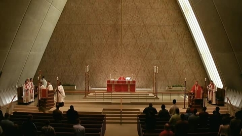 Thumbnail for entry Kramer Chapel Sermon - May 01, 2015