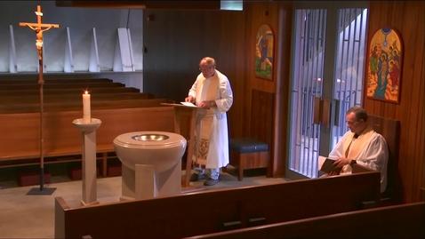 Thumbnail for entry Kramer Chapel Sermon - Tuesday, May 05, 2020