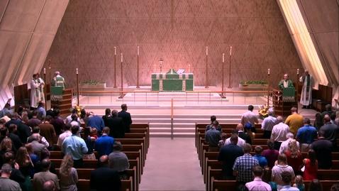 Thumbnail for entry Kramer Chapel Sermon - Wednesday, September 11, 2019