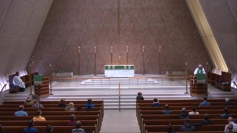 Thumbnail for entry Kramer Chapel Sermon - Monday, February 8, 2021
