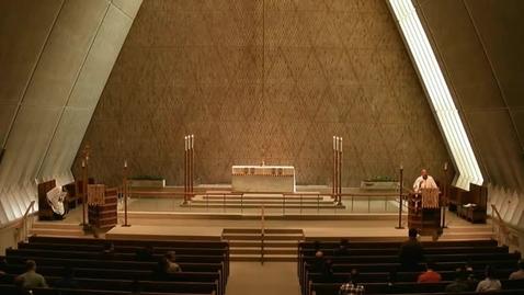 Thumbnail for entry Kramer Chapel Sermon - May 15, 2015