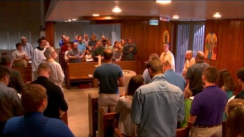 Thumbnail for entry Kramer Chapel Sermon - Thursday, May 30, 2019