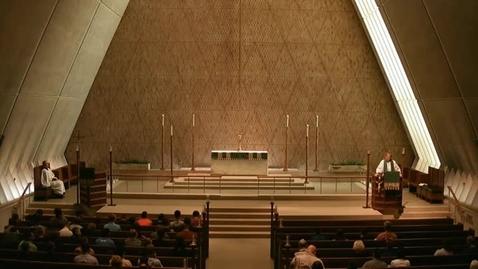 Thumbnail for entry Kramer Chapel Sermon - June 26, 2015