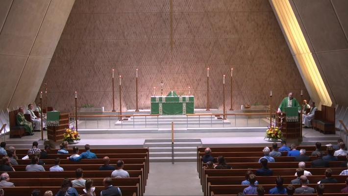 Kramer Chapel Sermon - Wednesdaay, September 8, 2021