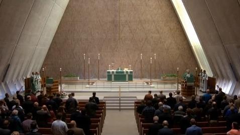 Thumbnail for entry Kramer Chapel Sermon - November 08, 2017