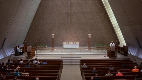 Thumbnail for entry Kramer Chapel Sermon - April 06, 2018