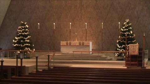 Thumbnail for entry Kramer Chapel Sermon - January 12, 2016