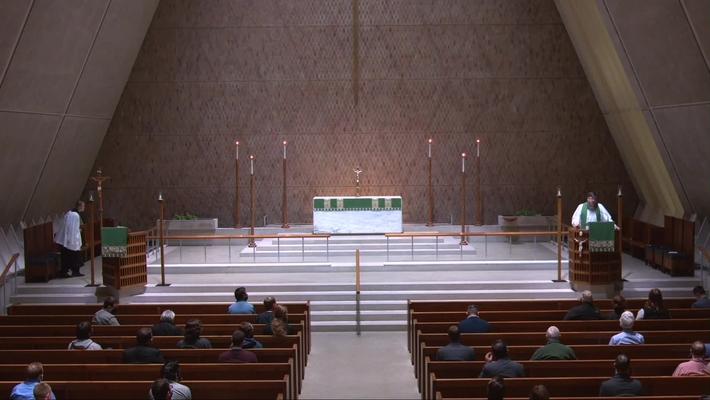 Kramer Chapel Sermon - Monday, October 12, 2020