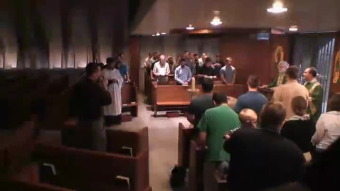 Thumbnail for entry Kramer Chapel Sermon - June 10, 2015