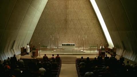 Thumbnail for entry Kramer Chapel Sermon - September 18, 2014