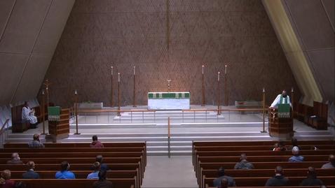 Thumbnail for entry Kramer Chapel Sermon - Tuesday, October 06, 2020