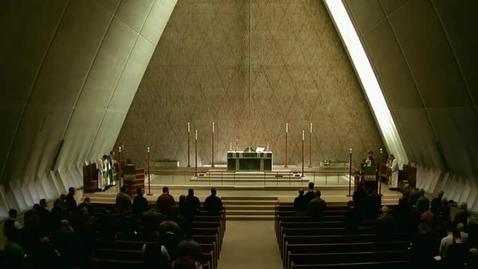 Thumbnail for entry Kramer Chapel Sermon - October 22, 2014