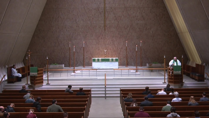 Daily Chapel - 10/01/2020