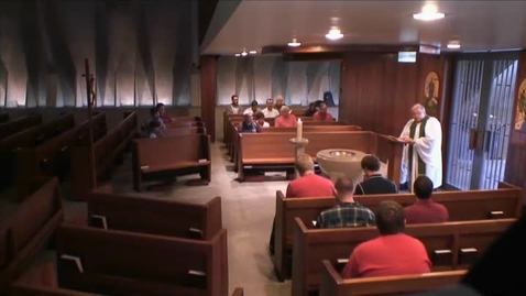 Thumbnail for entry Kramer Chapel Sermon - August 07, 2015