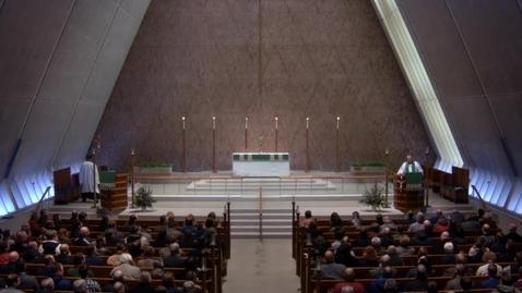 Thumbnail for entry Kramer Chapel Sermon - January 16, 2018