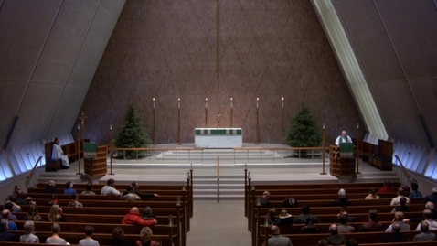 Thumbnail for entry Kramer Chapel Sermon - January 09, 2018