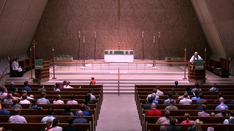 Thumbnail for entry Kramer Chapel Sermon - Friday, October 11, 2019