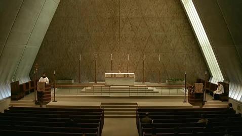 Thumbnail for entry Kramer Chapel Sermon - January 15, 2015