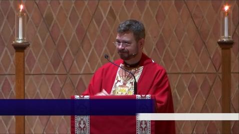 Thumbnail for entry Kramer Chapel Sermon - Tuesday, September 14, 2021