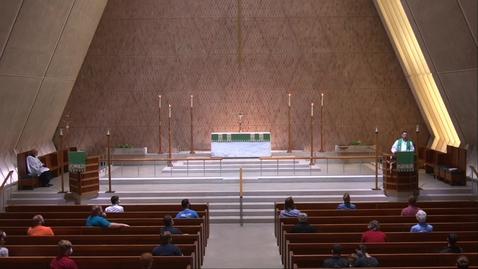 Thumbnail for entry Kramer Chapel Sermon - Friday, July 17, 2020