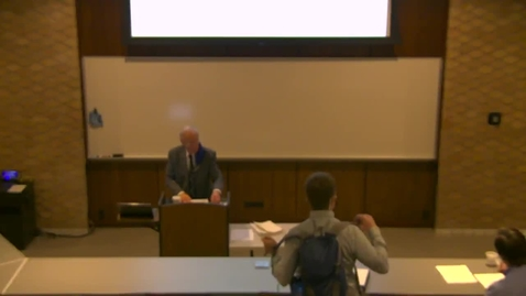 Thumbnail for entry Graduate Studies Pedagogy Session - Dr. Cameron MacKenzie