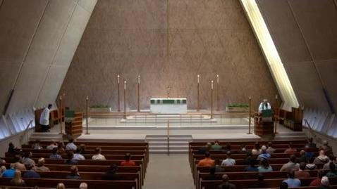 Thumbnail for entry Kramer Chapel Sermon - October 02, 2017