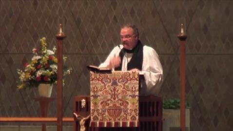 Thumbnail for entry Kramer Chapel Sermon - April 28, 2016