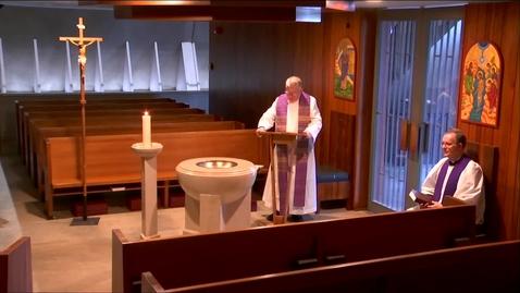 Thumbnail for entry Kramer Chapel Sermon - Friday, March 27, 2020