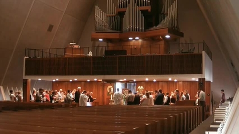 Thumbnail for entry Kramer Chapel Sermon - August 16, 2017