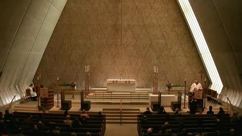 Thumbnail for entry Kramer Chapel Sermon - April 28, 2015