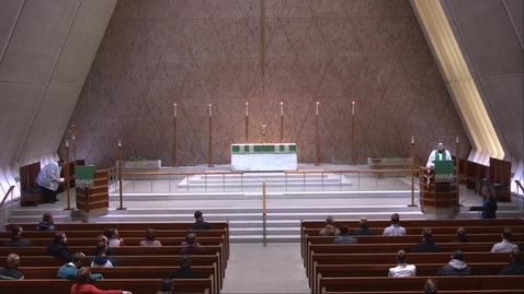 Thumbnail for entry Kramer Chapel Sermon - Monday, February 1, 2021