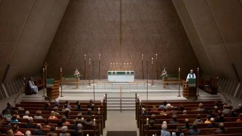 Thumbnail for entry Kramer Chapel Sermon - November 05, 2017