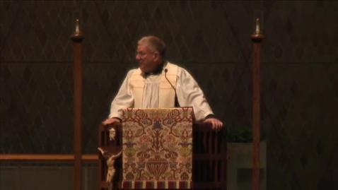 Thumbnail for entry Kramer Chapel Sermon - April 21, 2016