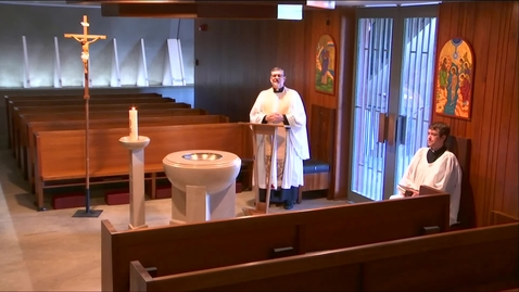 Thumbnail for entry Kramer Chapel Sermon - Tuesday, June 09, 2020