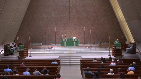 Thumbnail for entry Kramer Chapel Sermon - Wednesday, July 14, 2021